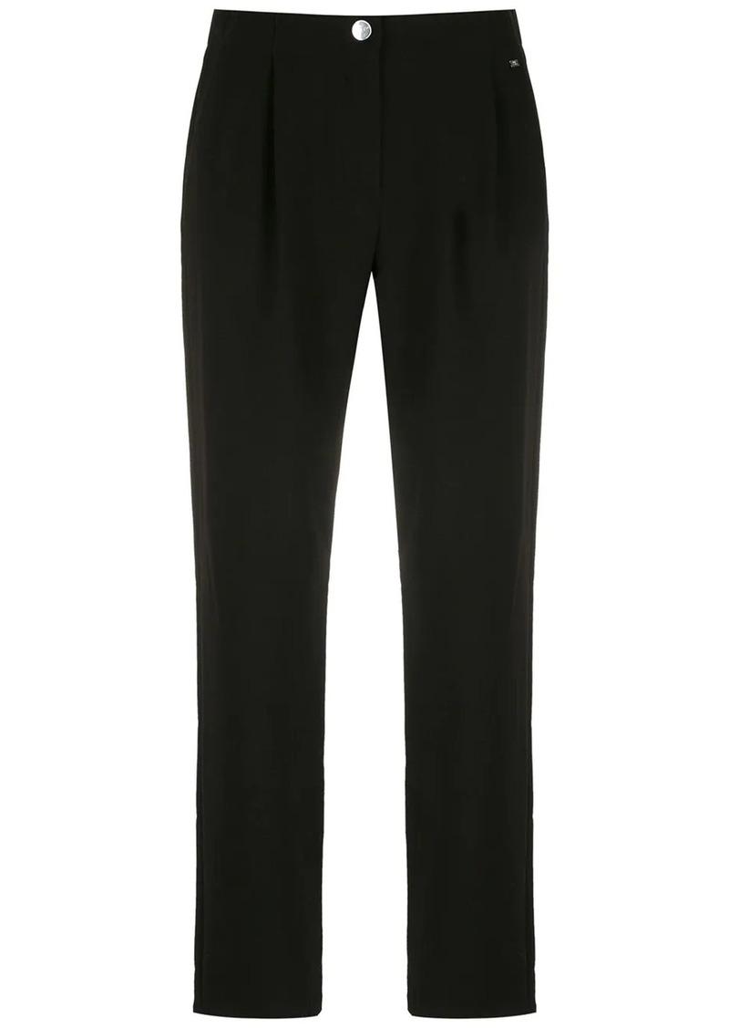 Armani Exchange slim-cut trousers
