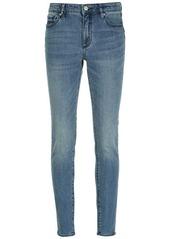Armani Exchange mid-rise skinny jeans