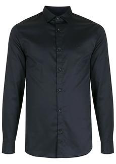 Armani Exchange button-up long-sleeve shirt