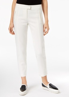 Armani Exchange Ankle-Length Trousers