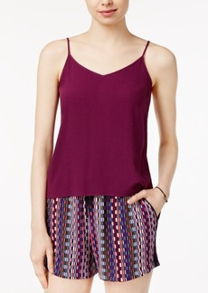 Armani Exchange Cropped Camisole