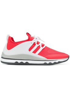 Armani Exchange low-top sneakers - Red