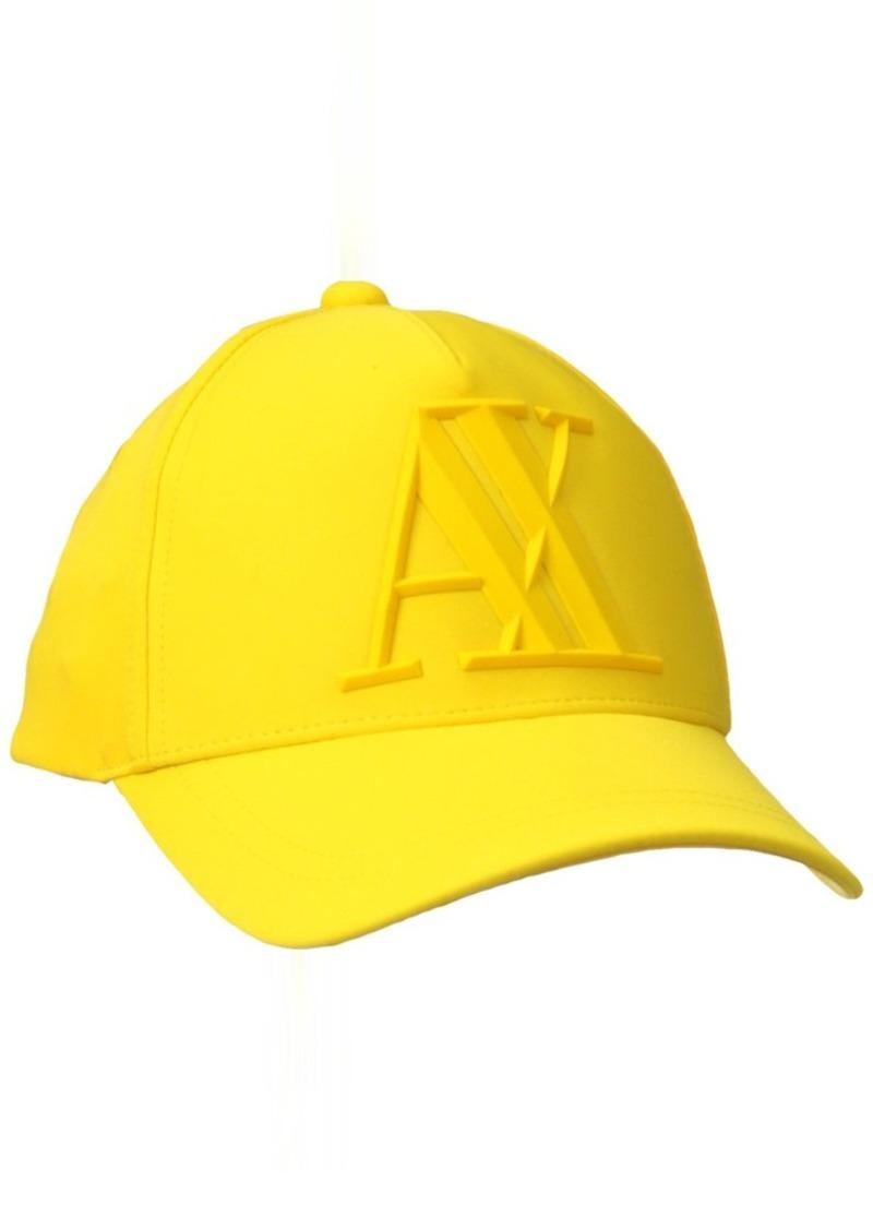 Armani Exchange Armani Exchange Men s 3D Rubber Ax Tonal Logo ... a774bcd8d842