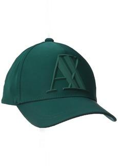 A X Armani Exchange Men's A X Logo Hat