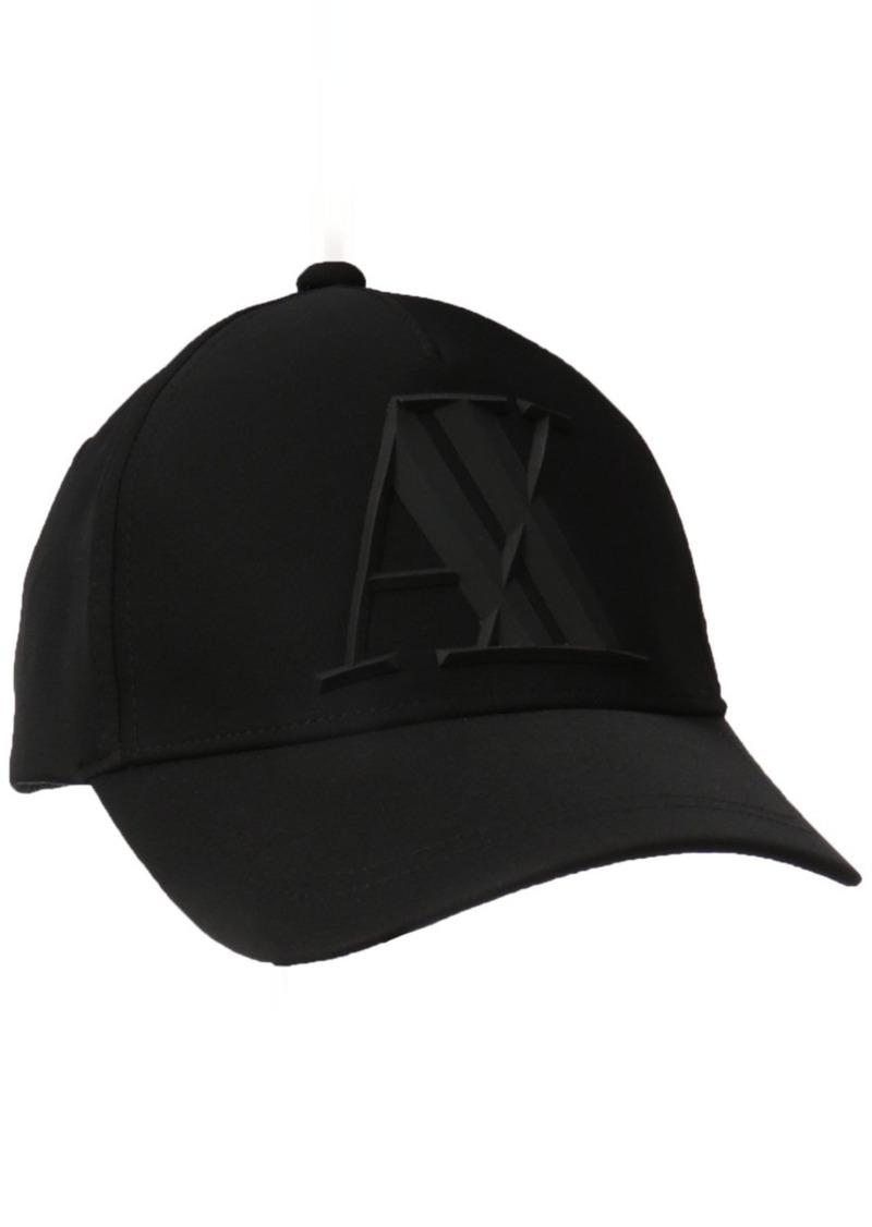 Armani Exchange Armani Exchange Men s 3d Rubber Ax Tonal Logo ... 08b2e5fcdb4