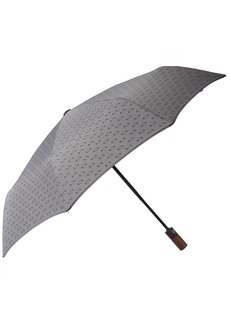 Armani Exchange Men's Allover Logo Umbrella
