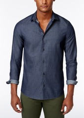 Armani Exchange Men's Armstrong Denim Shirt