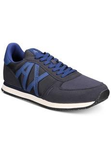 Armani Exchange Men's Ax Jogger Sneakers Men's Shoes