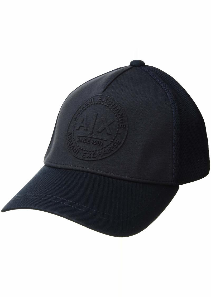 e3928f38d5b03 Armani Exchange Armani Exchange Men s Baseball hat ONE Size