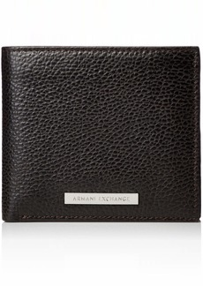Armani Exchange Men's Bifold Credit Card Wallet