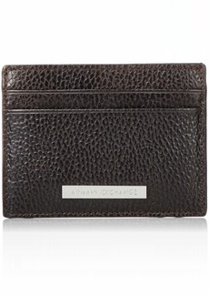 Armani Exchange Men's Credit Card Holder