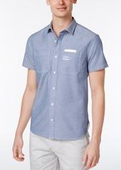 Armani Exchange Men's Double Pocket Shirt