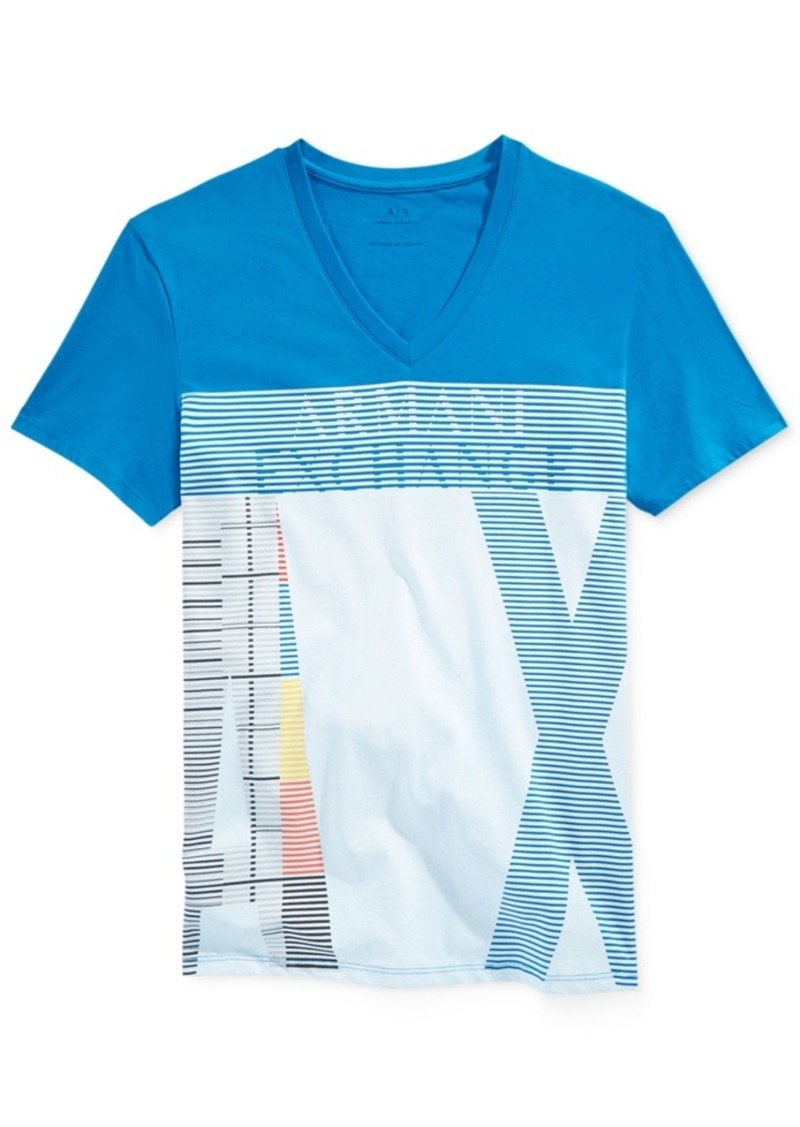 Armani Exchange Shirts Mens
