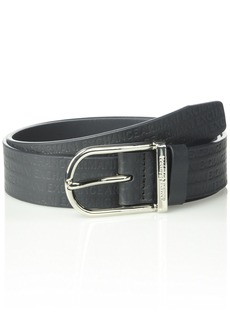 fc6ea4b1ef7 Armani Exchange Armani Exchange Men s Classic Reversible Leather ...