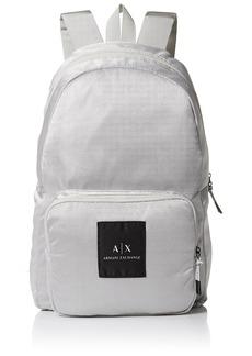 Armani Exchange Men's Mesh Backpack