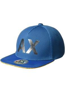 Armani Exchange Men's Netted Cap
