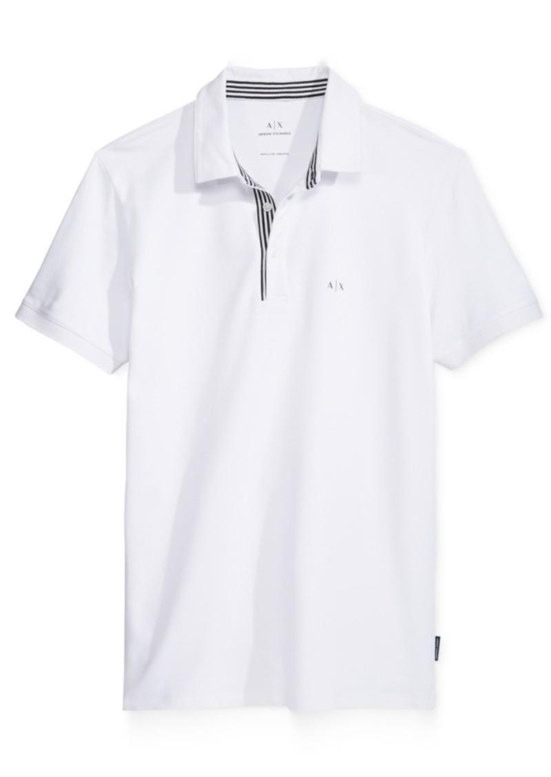 Armani Exchange Men's Polo
