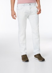 Armani Exchange Men's Relaxed Straight-Fit Stretch Jeans