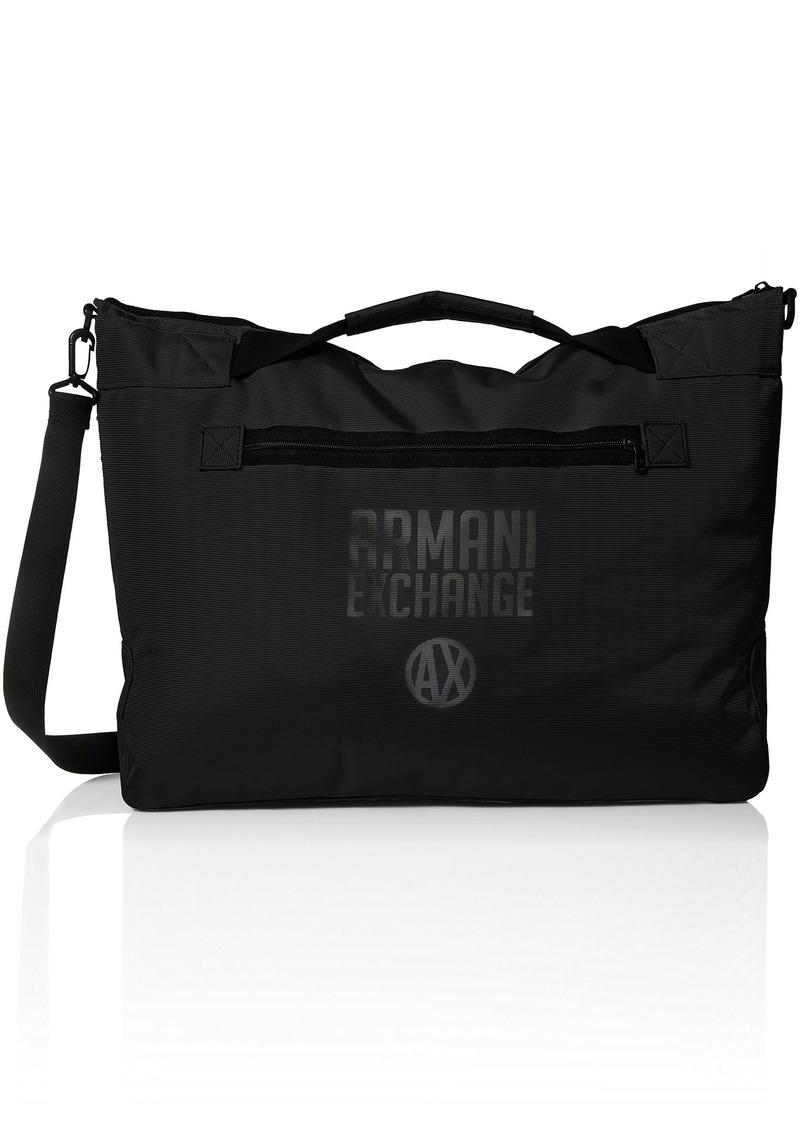 Armani Exchange Armani Exchange Men s Utility Duffle Bag  ee0e1ad5cc477