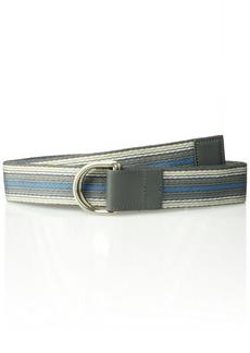 Armani Exchange Men's Webbing Reversible Belt