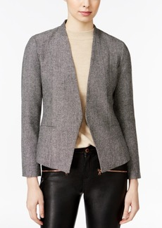 Armani Exchange Open-Front Blazer