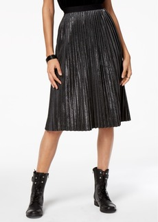 Armani Exchange Pleated Skirt