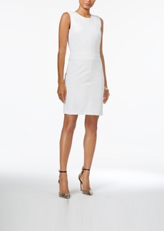 Armani Exchange Sleeveless Bodycon Dress
