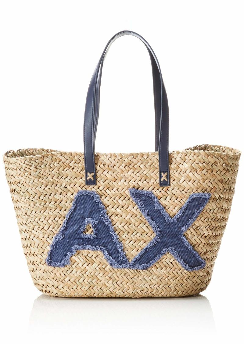 A|X Armani Exchange Beach Bag Navy 261