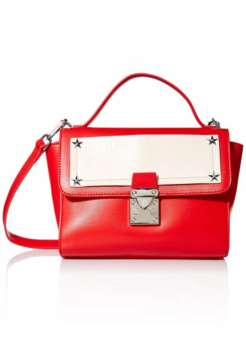 A|X Armani Exchange Handbag Moulin Rouge/Beige 74