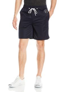 A X Armani Exchange Men's Ax Drawstring Soccer Jersey Short