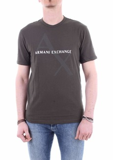A|X Armani Exchange Men's Classic Cotton Logo Tee  XXL