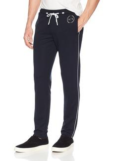 A X Armani Exchange Men's Classic Logo Sweatpants  XS