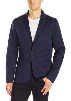 A X Armani Exchange Men's Classic Woven Blazer