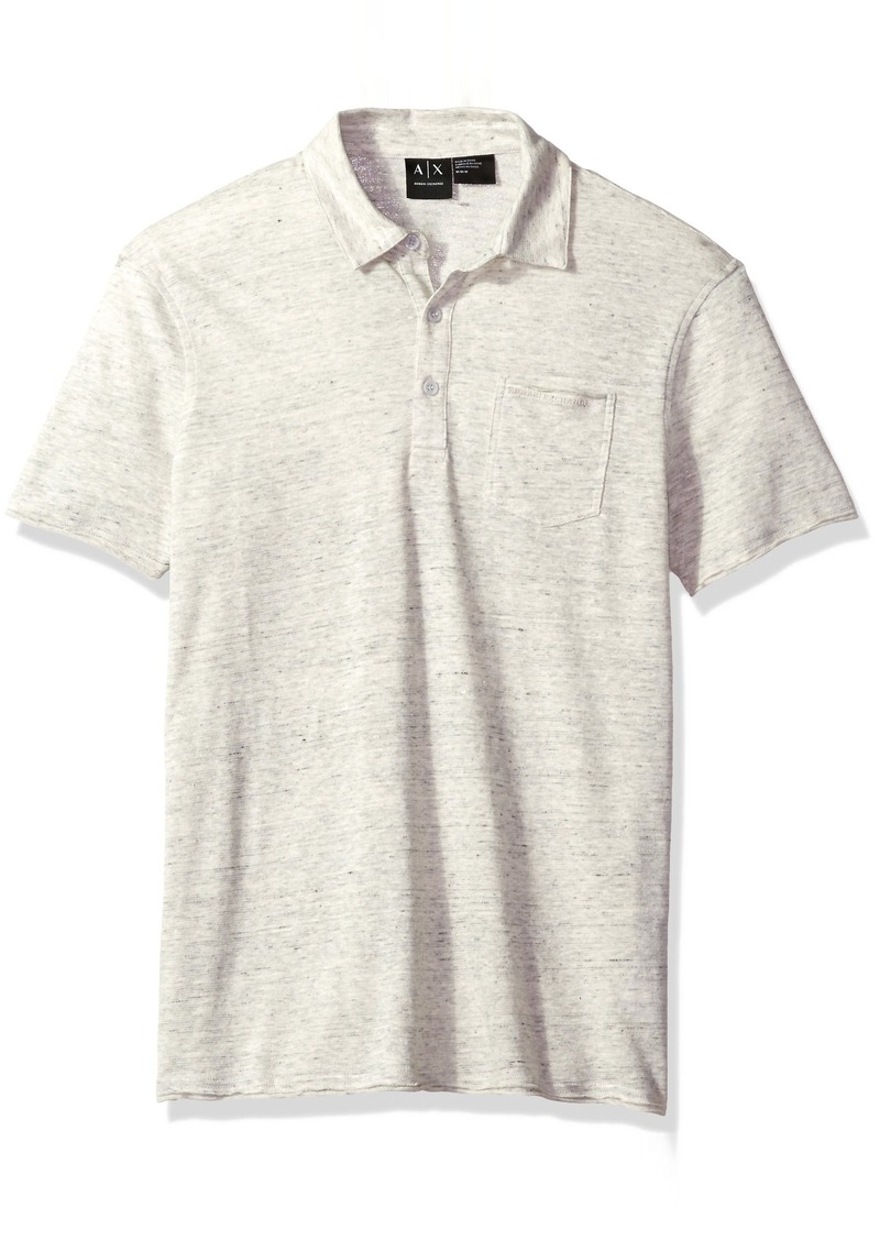 Armani Exchange A X Armani Exchange Men 39 S Cotton Linen