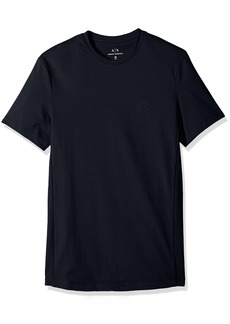 A|X Armani Exchange Men's Cotton Spandex Short Sleeve Jersey Tshirt  S