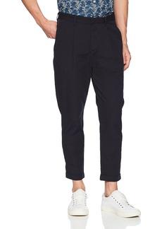 A X Armani Exchange Men's Cotton Trouser Pant