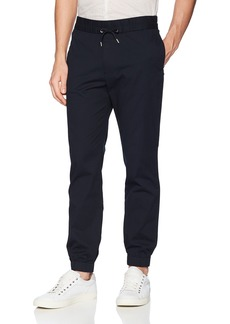 A X Armani Exchange Men's Everyday Jogger Pants with Tie