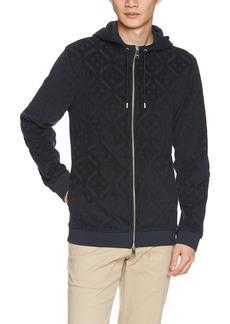 A|X Armani Exchange Men's Geometric Logo Jacket  S