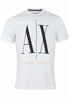 A|X Armani Exchange Men's Icon Graphic T-Shirt  S