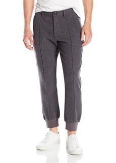 A X Armani Exchange Men's Jogger Side Slight Pocket Pant