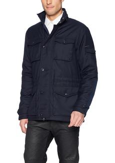 A|X Armani Exchange Men's Multi-Pocket Utlity Jacket  M