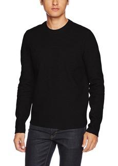 A X Armani Exchange Men's Neoprene Ax Logo Pullover Sweatshirt