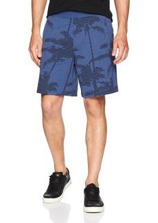 A|X Armani Exchange Men's Palm treee Bermuda Shorts BS BROS B8224 W M