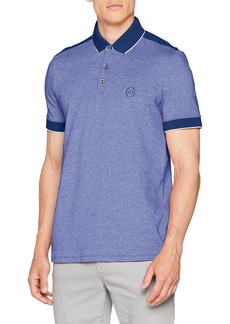 A|X Armani Exchange Men's Pique Polo  S