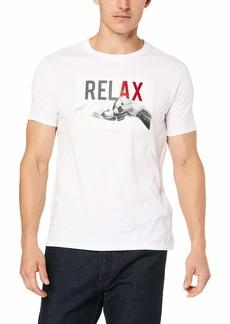 A|X Armani Exchange Men's Relax AX t-Shirt  XS