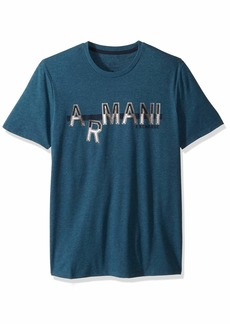 A|X Armani Exchange Men's Short-Sleeve Graphic T-Shirt  S