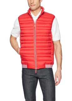 A|X Armani Exchange Men's Sleeveless Puffer Vest  M