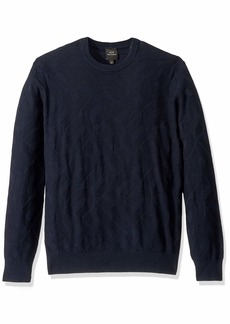A|X Armani Exchange Men's Solid Color Pullover Sweater  XXL