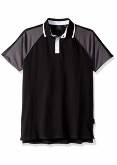 A|X Armani Exchange Men's Solid Colored Polo Shirt  M