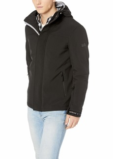 A|X Armani Exchange Men's Utility Down Jacket  L